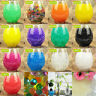 2000PCS Soil Water Gel Ball Jelly Pearls Aqua Bio Beads Flower Vase Filler Decor
