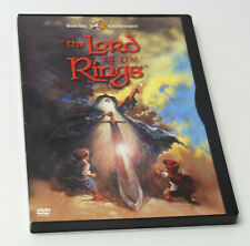 New ListingThe Lord Of The Rings Animated 1978 Ws Dvd Rare Region 1 Snapcase Ralph Bakshi