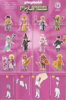 Playmobil 9147 Figuren Figures Serie 11 Girls - neuwertig