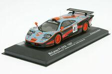 1:43 McLaren f1 GTR-Gounon - 24h Le Mans 1997 - 1:43 racing Al 1997-lm-41