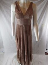 Jovani Rose Gold Gown Size 4 Worn Once