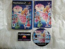 Jeu Barbie au Bal des 12 Princesses Playstation 2 PS2 Complet CIB - Floto Games