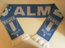 MALMO Football Scarves New from Soft Luxury Acrylic Yarns