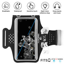 For Samsung Galaxy S20+ Ultra/S10/S9 Plus Armband Phone Holder Running Jogging