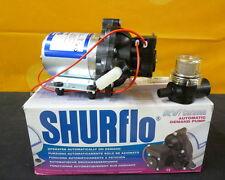 SHURflo Wasserpumpe TRAIL KING 1,4 bar 7 l  mit Filter steckbar TOP