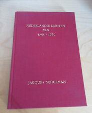 Handboek van de Nederlandse Munten van 1795 - 1965