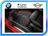 BMW Genuine All-Weather Rubber Front Car Floor Mats Sport F30/F31 51472339780