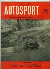Autosport 23rd 1952 de mayo * Swiss Grand Prix & Goodwood & Boreham & Prescott *