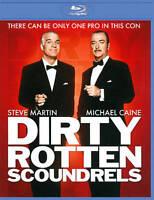 Dirty Rotten Scoundrels (VHS, 1990)
