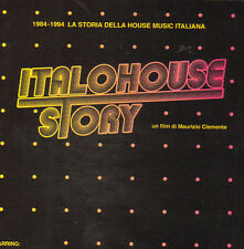 Italo House Story 1984-1994 - La Storia della House Music Italiana + Bonus CD
