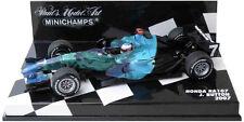Minichamps Honda RA107 2007 - Jenson Button 1/43 Scale
