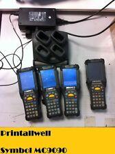 Symbol MC9090 Wireless Barcode Scanner mc9090-kuohjafa65r  X4