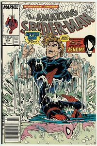 Amazing Spider-Man #315 VF Venom Cover Newsstand