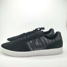 New Nike SB Team Classic Premium Skate Shoe Men's Size: 12 Black Summit White