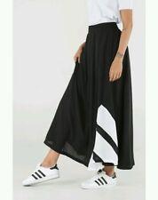 ADIDAS Originals Equipment Long Skirt Black White