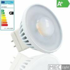 MR11/GU4 LED-Strahler/Spot 3,5W - 220Lm - 30° Abstrahlwinkel - warm-weiß (2700K)