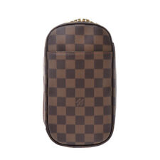 LOUIS VUITTON Damier Pochette Gange SP order Brown N48048 bags 805000932153000
