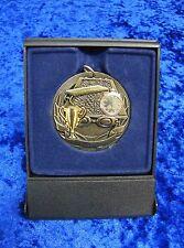 Swimming Club Award Medal Boxed FREE Engraving Fund Raising Sponsored Swim