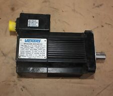 Vickers AC Brushless Servo Motor FAS T-1-M2-030-00-02-16 180V 0.54kW 2.7A