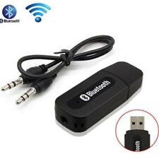3.5mm Wireless Bluetooth Receiver Adapter AUX Audio Stereo Music iPhone Android