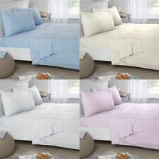 Emma Barclay 100% Brushed Cotton Flannelette Flat Sheet