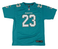 #23 Jay Ajayi Nike On Field NFL Miami Dolphins Football Jersey Youth XL 18/20