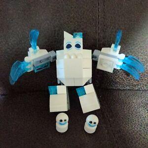 LEGO friends Marshmallow figure 41148 43172 Frozen Elsa Anna friend monster snow