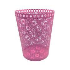 Soluciones de almacenamiento de color principal rosa de metal para el hogar