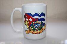 Large Cuban Coffee Mug 16oz