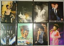 9) Hong Kong Chinese live concert DVD's Pakno Chau, Leon, Sandy Lam, Hacken Lee