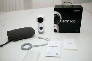 Samsung Gear 360 Camera 2017 (UK Version)