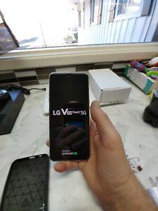 LG V60 ThinQ 5G LMV600 - 128GB - Classy Blue (AT&T Unlocked) used