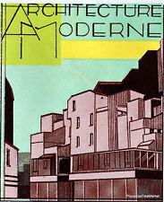 Yt 2365 A ARCHITECTURE MODERNE  FRANCE  FDC  ENVELOPPE PREMIER JOUR