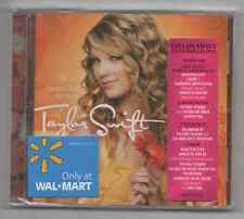 Taylor Swift Beautiful Eyes CD 2008  2 Discs Limited Edition CD & DVD RARE