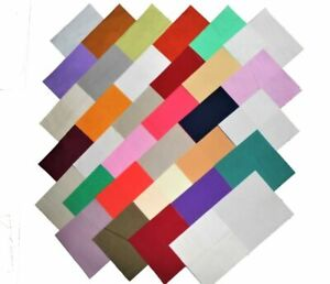 68 5 Inch Superior Solids by Benartex Quilting Fabric Squares/Charm Pack