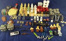 Lot Lego Star Wars Clone Luke Vader Droid Army Storm Trooper Ship Parts Engine
