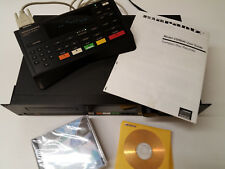 VERY CLEAN MARANTZ CDR640 PROFESSIONAL CD RECORDER/PLAYER WITH 2 WAY REMOTE