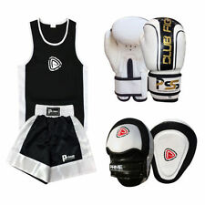 Gants blancs pour arts martiaux et sports de combat