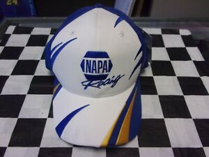 Chase Elliott #24 NASCAR Ball Cap Hat NEW blue & white & yellow NAPA Racing
