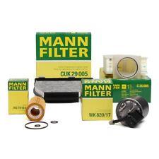 MANN Inspektionskit MERCEDES C-KLASSE W204 C/X218 E-KLASSE W212 X204 220/250CDI
