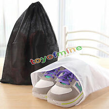 10PCS Thick Non-Woven Travel Shoe Storage Bag Cloth Suit Organizer Packing Cover