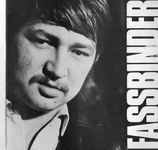 RAINER WERNER FASSBINDER/ 1972/ GOETHE INSTITUT MUNICH