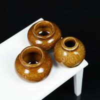 New 3X 1:12 Scale Miniature Dining Ware Dollhouse  Pottery Ancient chen Utensil