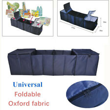 Car Trunk Cargo Organizer Cooler Storage Box Multi-purpose 4 Foldable Incubator