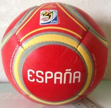 2010 South Africa FIFA World Cup Adidas Mini Soccer Ball - Espana