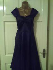 Ladies,size 2XL (approx 14) Black silky,mid calf dress.Sleeveless.New
