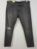 RALPH LAUREN | Womens Crop skinny Distressed Jeans NEW [ Size AU 12 or US 30 ]