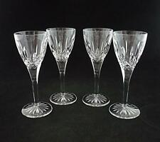 """Waterford Crystal ~ Lismore ~ Liqueur Cocktail/Cordial Glasses - 6 1/2"""""""