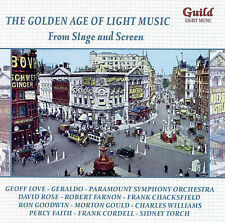 VARIOUS ARTISTS - THE GOLDEN AGE OF LIGHT MUSIC: FROM STAGE AND SCREEN (NEW CD)