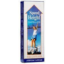 Speed Height Increase Gain Capsules Herbal Ayurvedic Original Pills Growth Talle